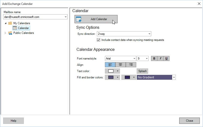 vueminder pro and ultimate help add google calendar