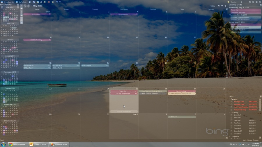 Desktop Calendar Windows 8 : Desktop calendar for window getdiet