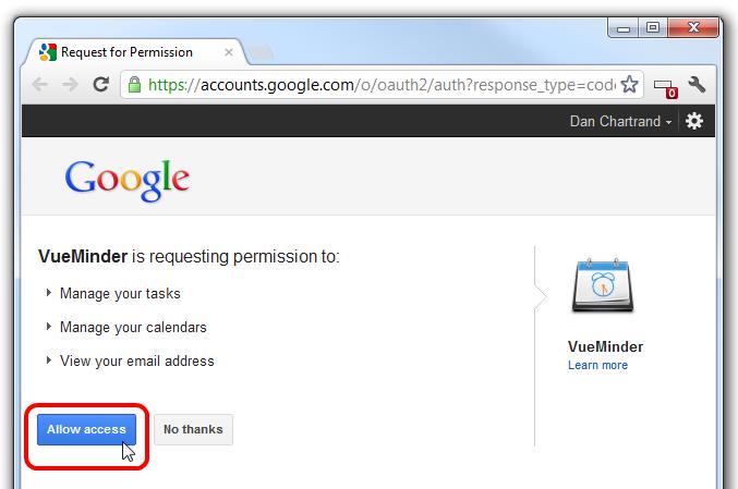 Whats New On Calendar >> Vueminder Blog What S New In Version 9 1 Google Calendar